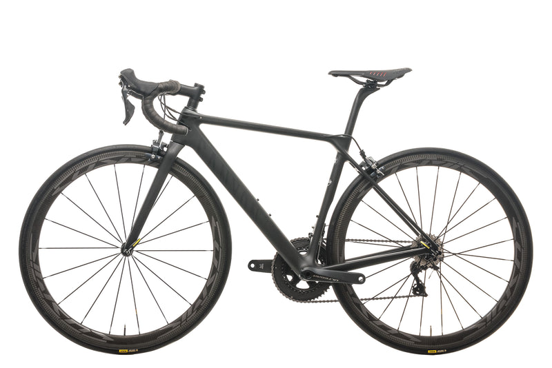 Canyon Ultimate CF SLX 8.0 Road Bike - 2018, X-Small non-drive side