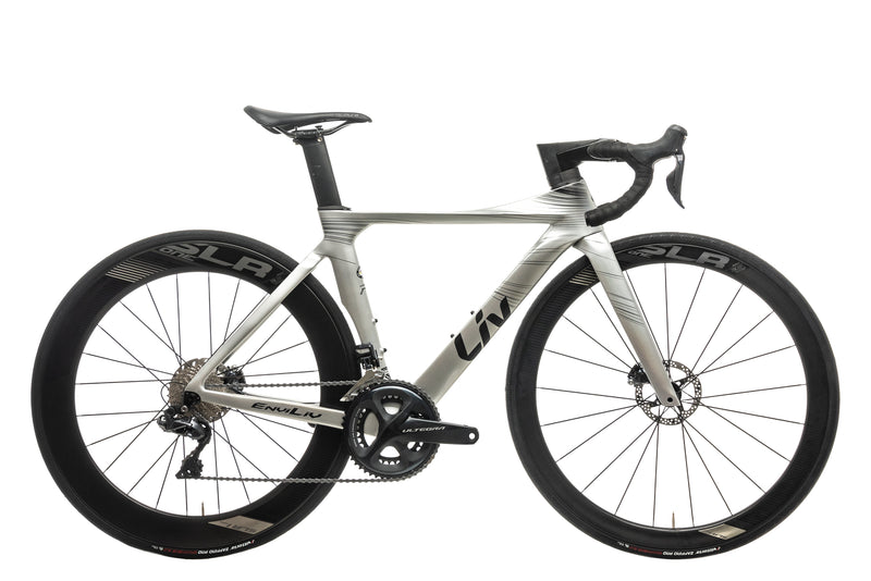 Liv EnviLiv Advanced Pro 1 Disc Womens Road Bike - 2019, X-Small drive side