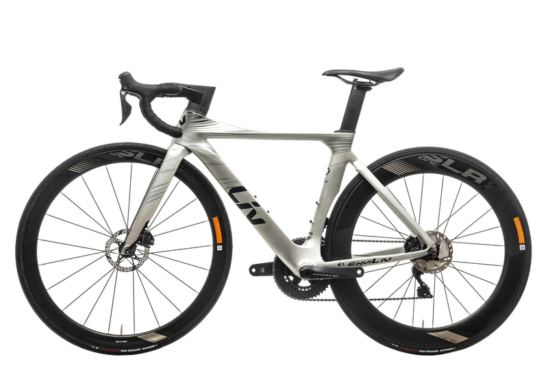 Liv EnviLiv Advanced Pro 1 Disc Womens Road Bike - 2019, X-Small non-drive side