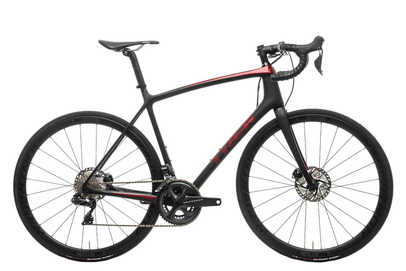 Trek Emonda SLR 7 Disc Road Bike - 2020, 58cm drive side