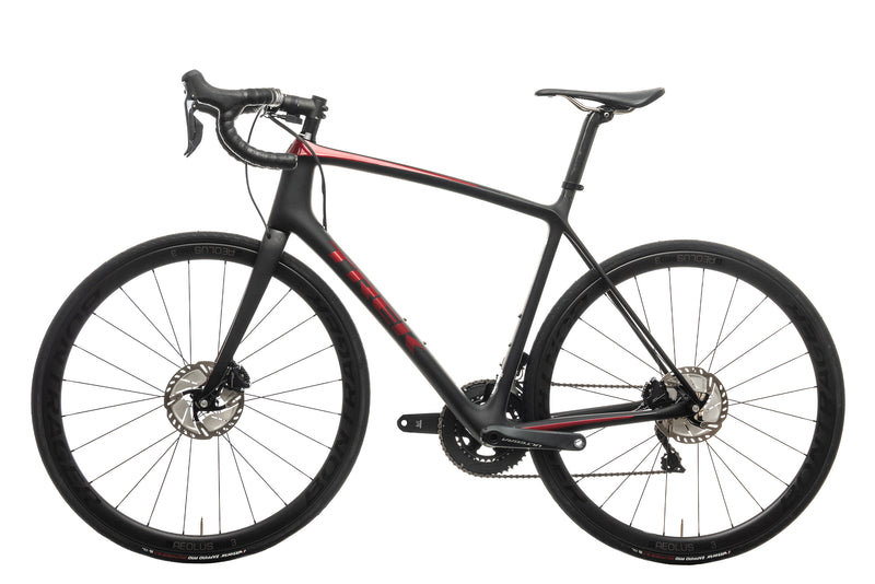 Trek Emonda SLR 7 Disc Road Bike - 2020, 58cm non-drive side