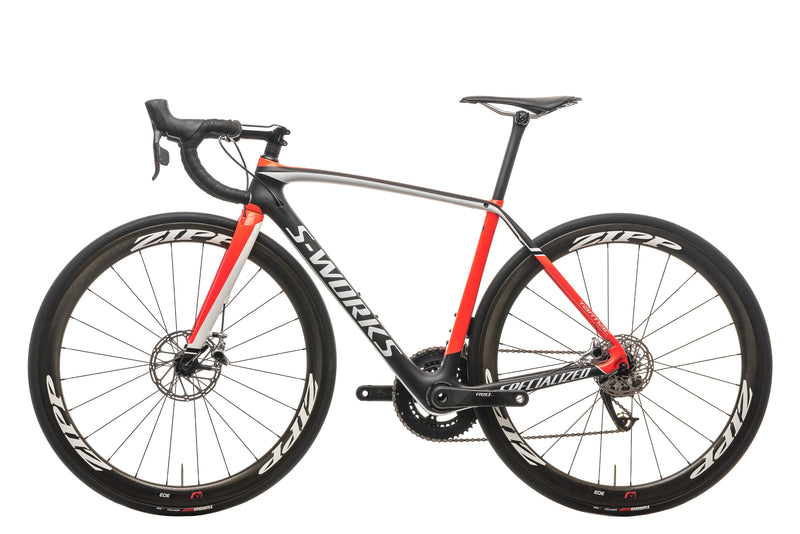 Specialized S-Works Tarmac Disc Road Bike - 2016, 52cm non-drive side