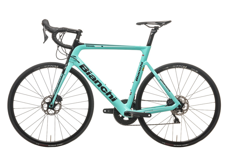 Bianchi Aria Disc Ultegra Road Bike - 2020, 59cm non-drive side