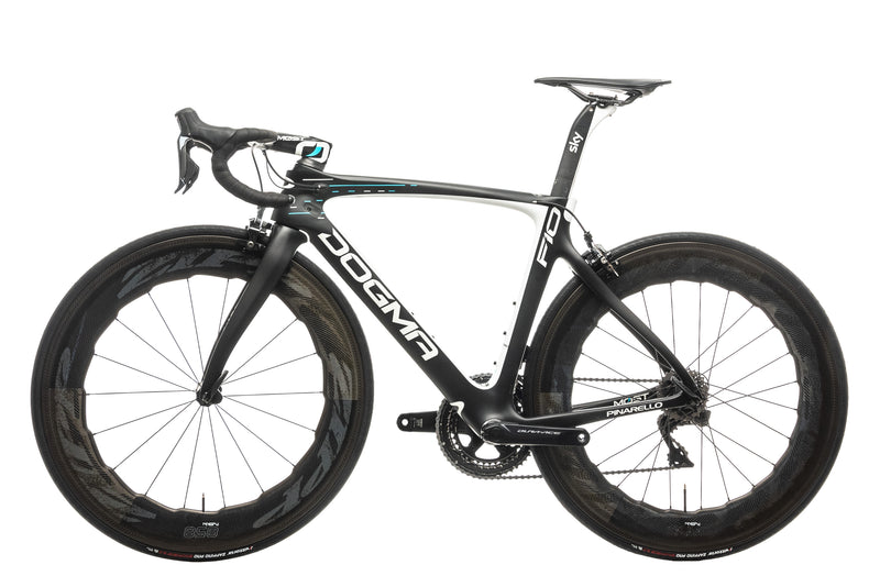 Pinarello Dogma F10 Road Bike - 2018, 51.5cm non-drive side