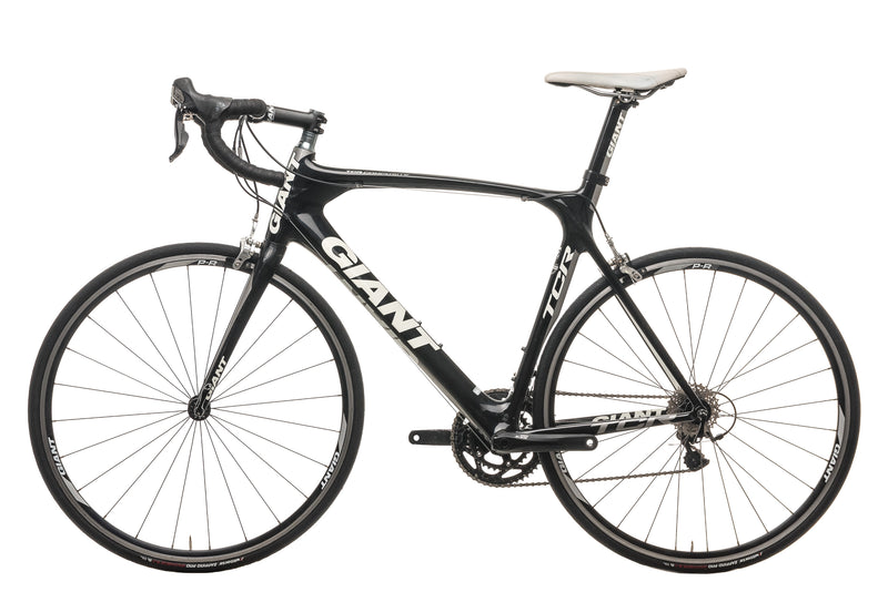 Giant TCR Composite 2 Road Bike - 2011,  X-Large non-drive side