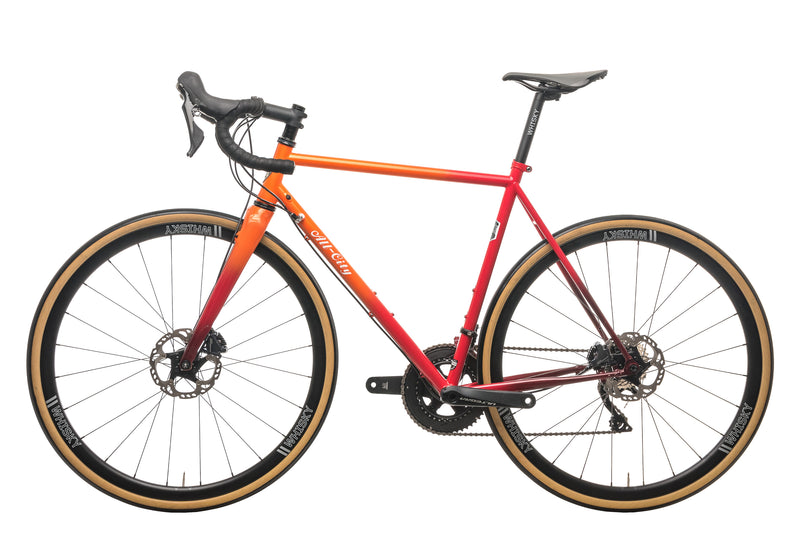 All-City Zig Zag Ultegra Road Bike - 2020, 52cm non-drive side