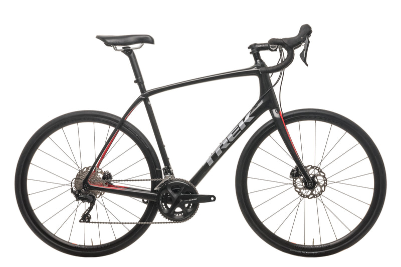Trek Domane SL 5 Disc Road Bike - 2018, 60cm drive side