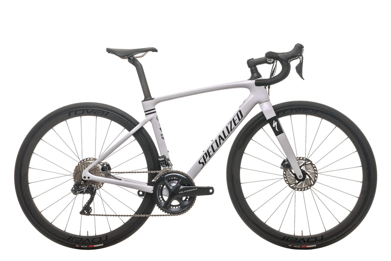 Specialized Roubaix Comp Shimano Ultegra Di2 Road Bike - 2020, 52cm drive side