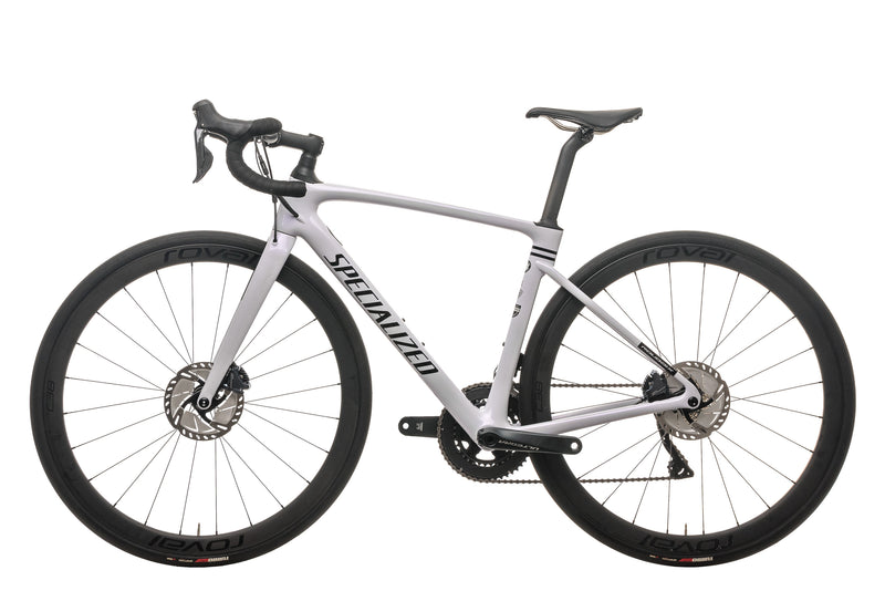 Specialized Roubaix Comp Shimano Ultegra Di2 Road Bike - 2020, 52cm non-drive side