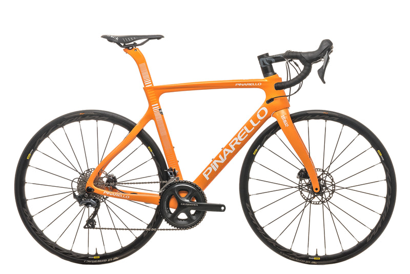 Pinarello Gan Disk Road Bike - 2018, 54cm drive side
