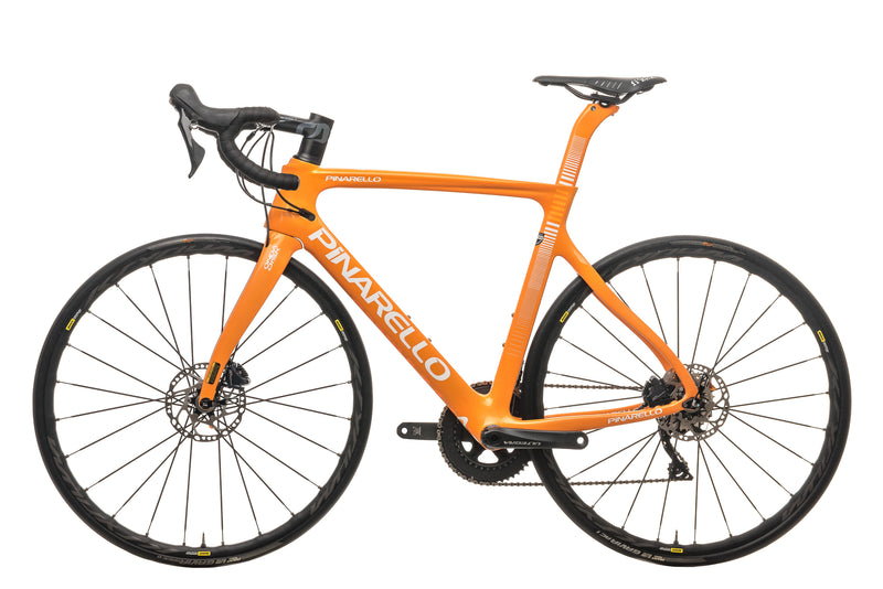 Pinarello Gan Disk Road Bike - 2018, 54cm non-drive side