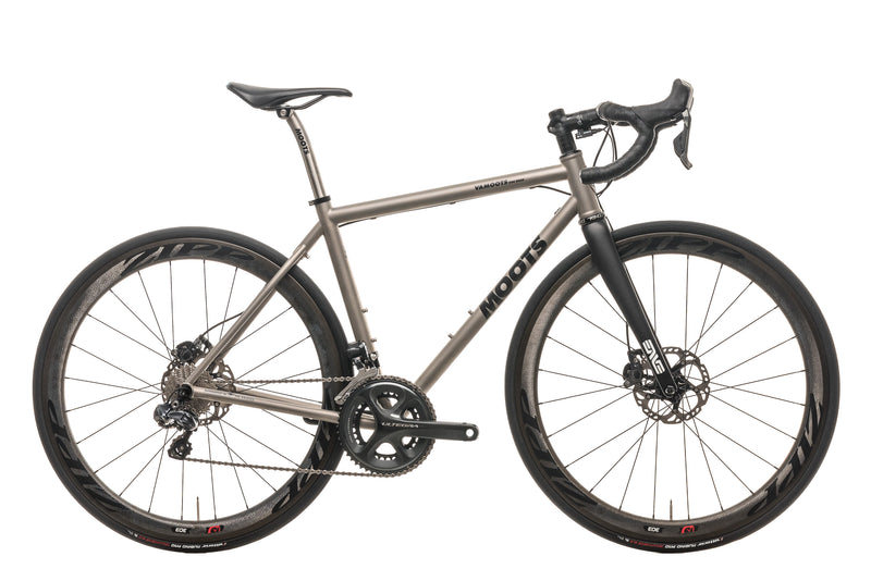 Moots Vamoots Disc Road Bike - 2016, 52cm drive side