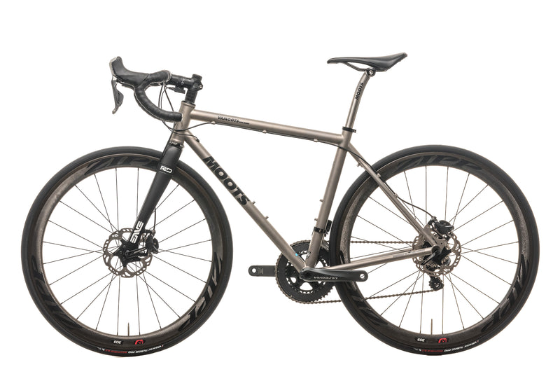 Moots Vamoots Disc Road Bike - 2016, 52cm non-drive side