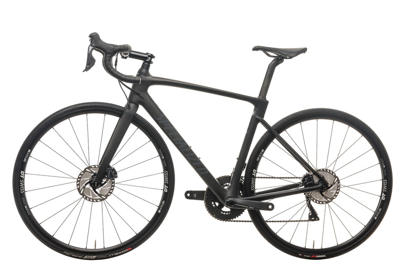 Specialized Roubaix Comp Shimano Ultegra Di2 Road Bike - 2020, 54cm non-drive side