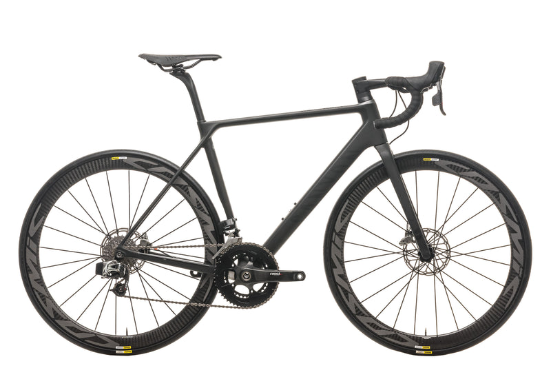 Canyon Ultimate CF SLX Team 3 Disc Road Bike - 2019, Medium drive side