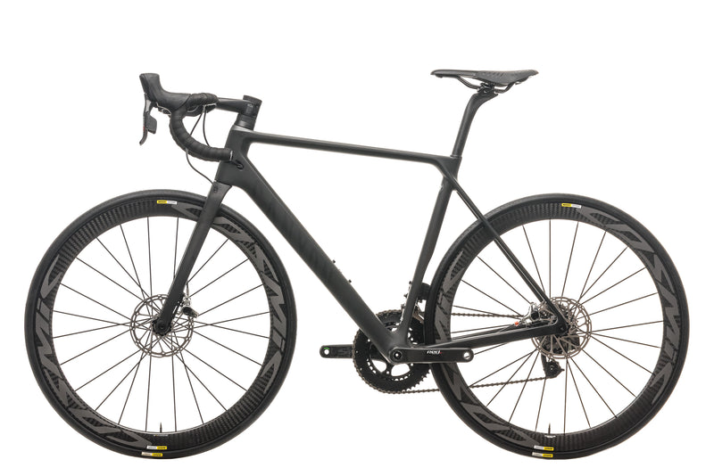 Canyon Ultimate CF SLX Team 3 Disc Road Bike - 2019, Medium non-drive side