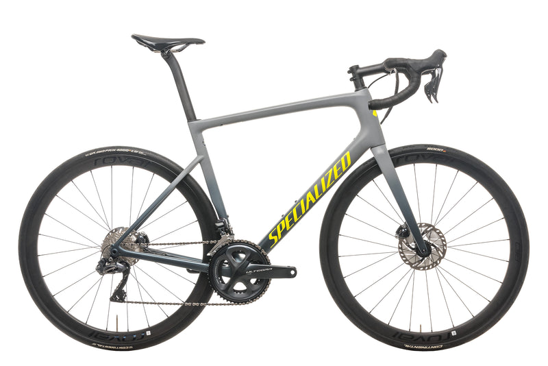 Specialized Tarmac SL6 Disc Expert Road Bike - 2020, 58cm drive side