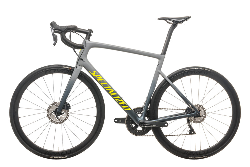 Specialized Tarmac SL6 Disc Expert Road Bike - 2020, 58cm non-drive side