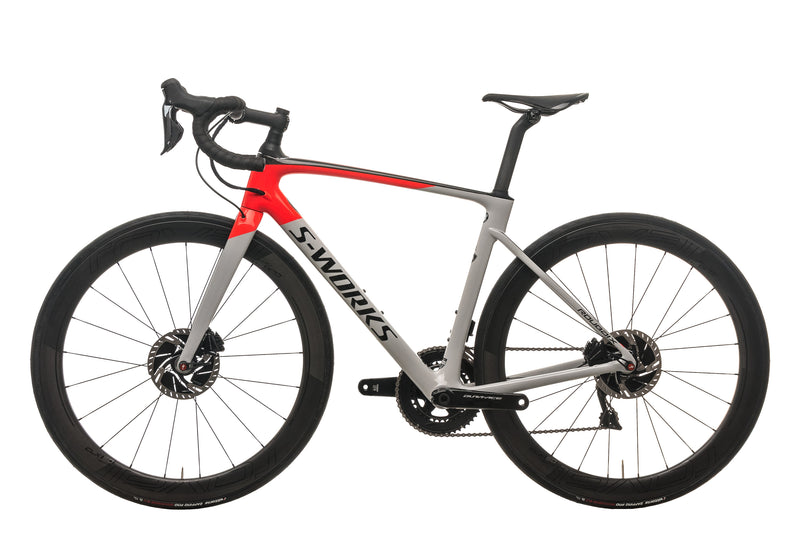 Specialized S-Works Roubaix Dura-Ace Di2 Road Bike - 2020, 54cm non-drive side