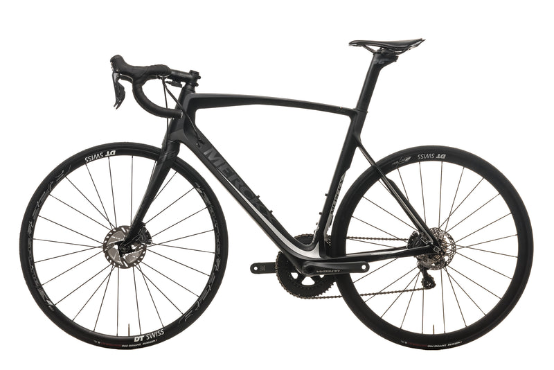 Eddy Merckx San Remo 76 Disc Road Bike - 2017, X-Large non-drive side