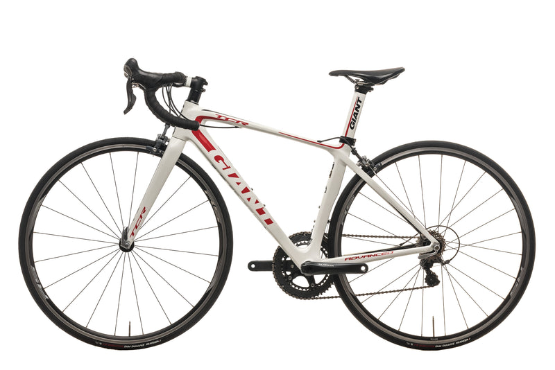 Giant TCR Advanced 1 Road Bike - 2013, X-Small non-drive side