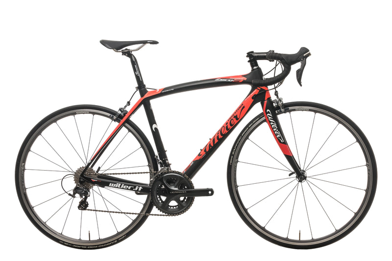 Wilier Triestina Zero.9 Road Bike - 2014, Medium drive side
