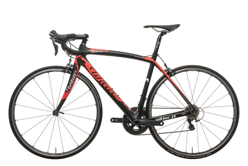 Wilier Triestina Zero.9 Road Bike - 2014, Medium non-drive side