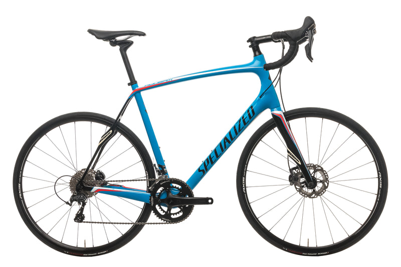 Specialized Roubaix SL4 Comp Disc Road Bike - 2016, 61cm drive side