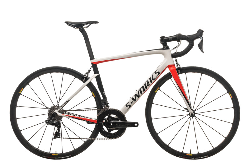 Specialized S-Works Tarmac Road Bike - 2018, 54cm drive side