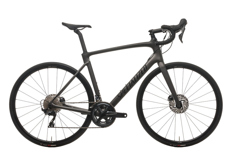 Specialized Roubaix Comp Road Bike - 2021, 58cm drive side
