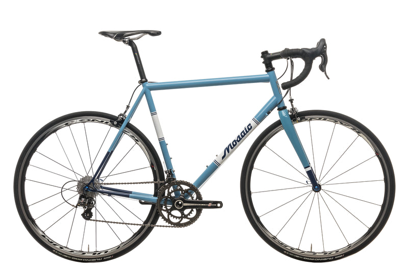 Mosaic RS-1 Custom Road Bike - 2015, Large drive side
