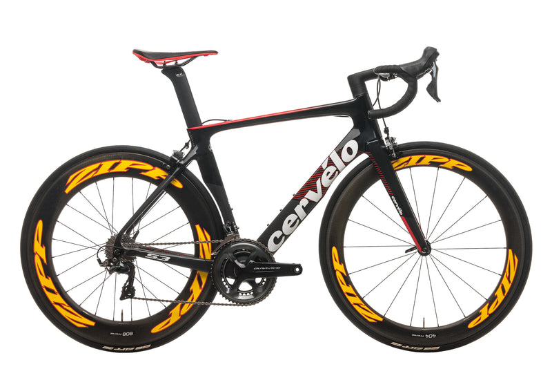 Cervelo S3 Road Bike - 2019, 54cm drive side