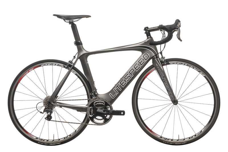 Litespeed C3 Road Bike - 2013, Med/Large drive side