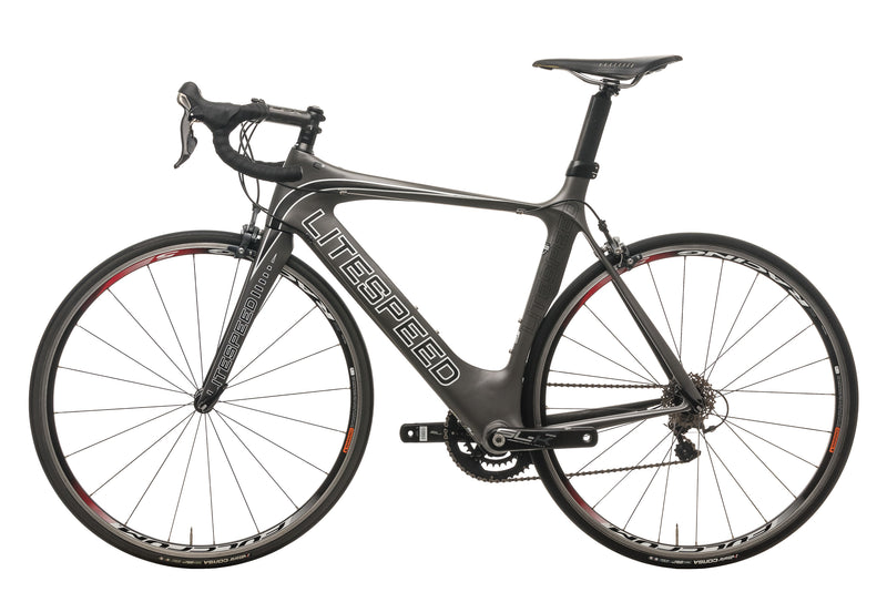 Litespeed C3 Road Bike - 2013, Med/Large non-drive side