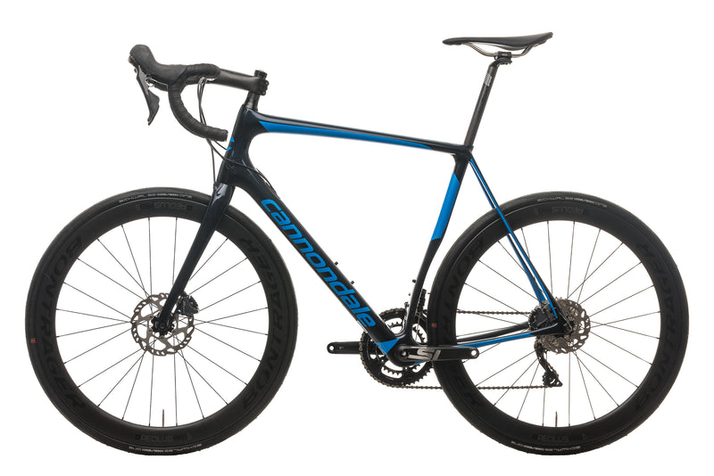 Cannondale Synapse Carbon Disc Ultegra Road Bike - 2019, 58cm non-drive side