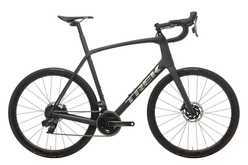 Trek Domane SL 7 eTap AXS Road Bike - 2021, 62cm drive side