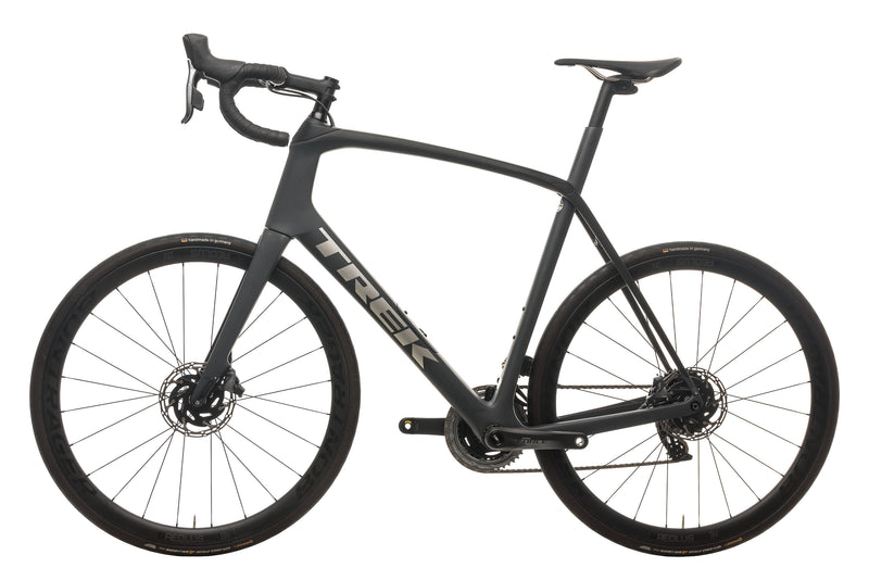 Trek Domane SL 7 eTap AXS Road Bike - 2021, 62cm non-drive side