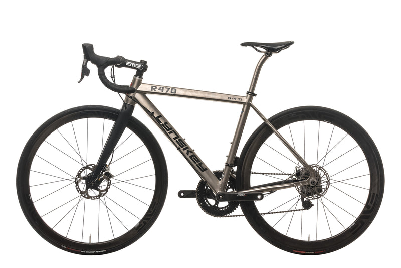 Lynskey R470 Disc Road Bike - 2018, Small non-drive side