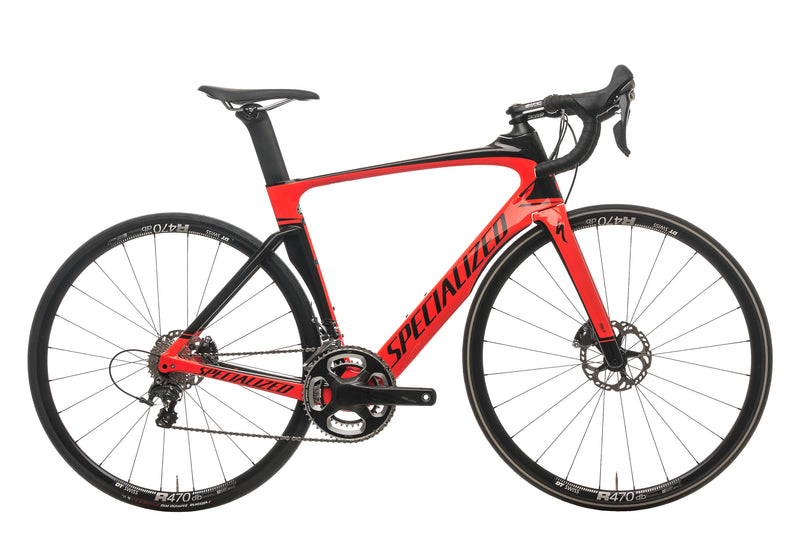 Specialized Venge ViAS Expert Disc Ultegra Road Bike - 2017, 56cm drive side