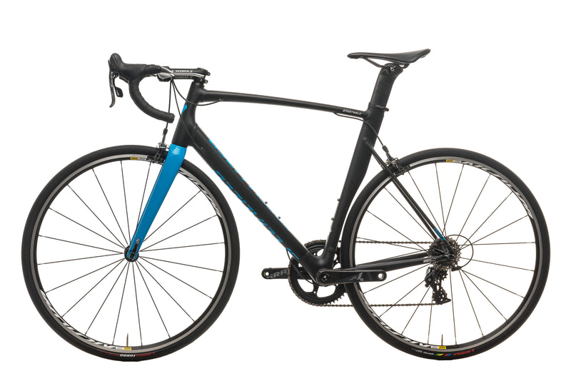 Specialized Allez DSW Sprint X1 Expert Road Bike - 2016, 61cm non-drive side