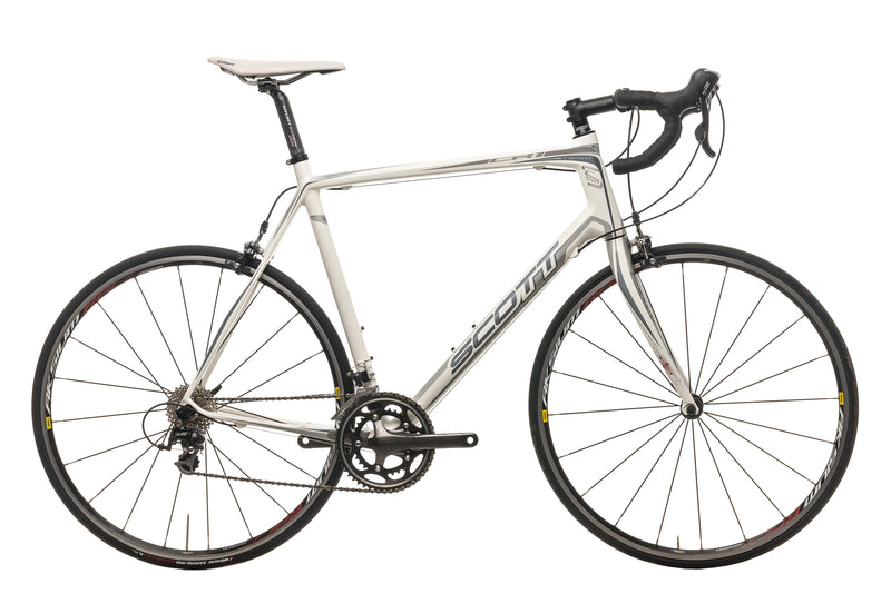 Scott CR1 Team Road Bike - 2010, XX-Large drive side