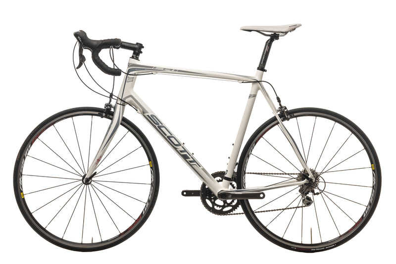Scott CR1 Team Road Bike - 2010, XX-Large non-drive side