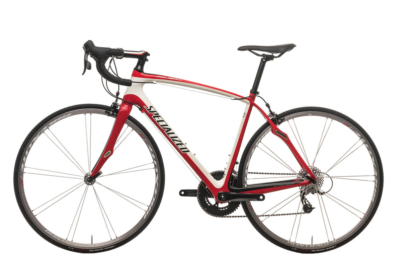 Specialized Roubaix Apex Compact Road Bike - 2012, 54cm non-drive side