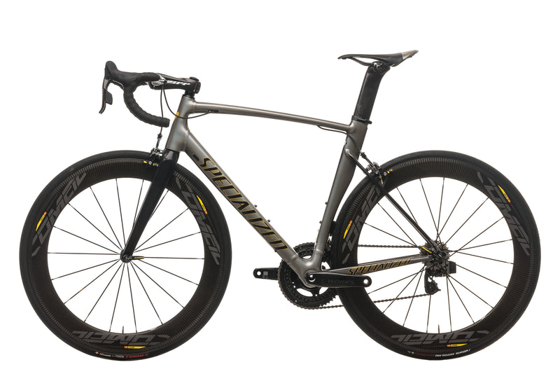 Specialized Allez Sprint Sagan Superstar Road Bike - 2018, 58cm non-drive side