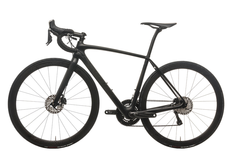 Specialized S-Works Tarmac Di2 Disc Road Bike - 2015, 52cm non-drive side