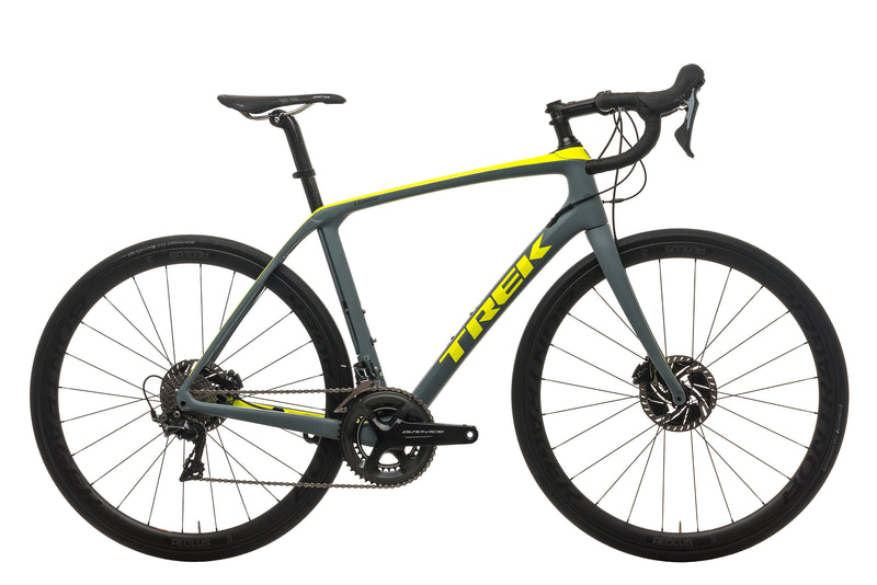 Trek Domane SLR 8 Disc Project One Road Bike - 2018, 56 cm drive side
