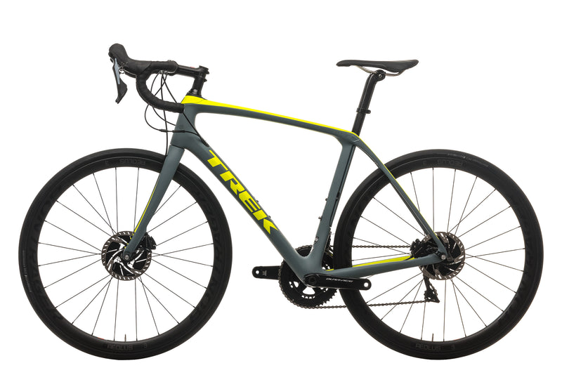 Trek Domane SLR 8 Disc Project One Road Bike - 2018, 56 cm non-drive side