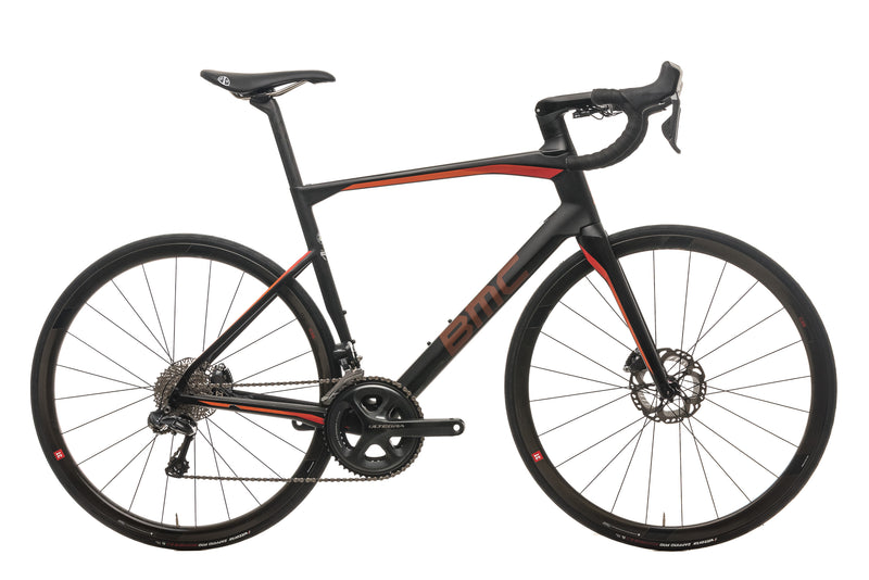 BMC Roadmachine RM01 Ultegra Di2 Road Bike - 2017, 56cm drive side
