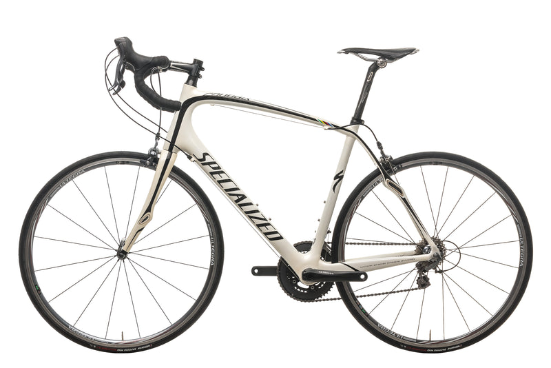 Specialized Roubaix Expert Road Bike - 2009, 58cm non-drive side