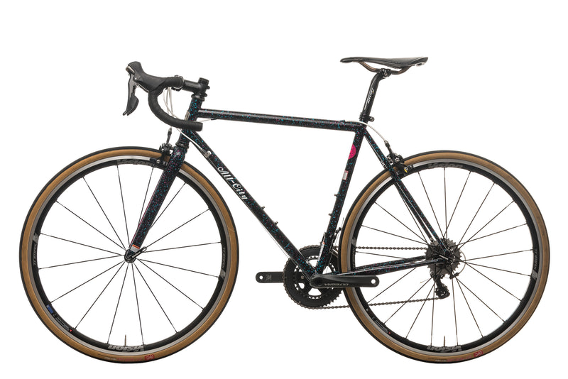 All-City Mr. Pink 10th Anniversary Road Bike - 2019, 52cm non-drive side